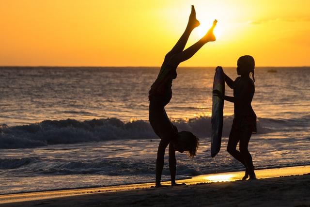 Actividades recreativas de verano